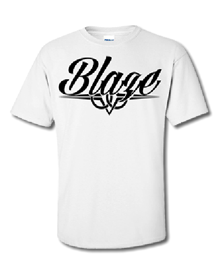 Have Notz Music Group Indiearizona hip hop and r and b artist Blaze shirts