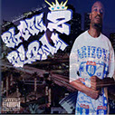 Indie hip hop and r and b artist producer Blaze mixtape album cover Tha Blocc Burna 2 II